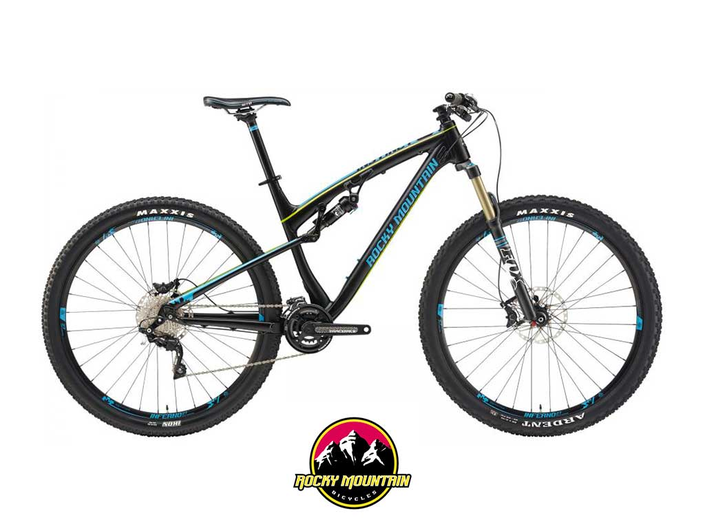 2015 Rocky Mountain Instinct 950