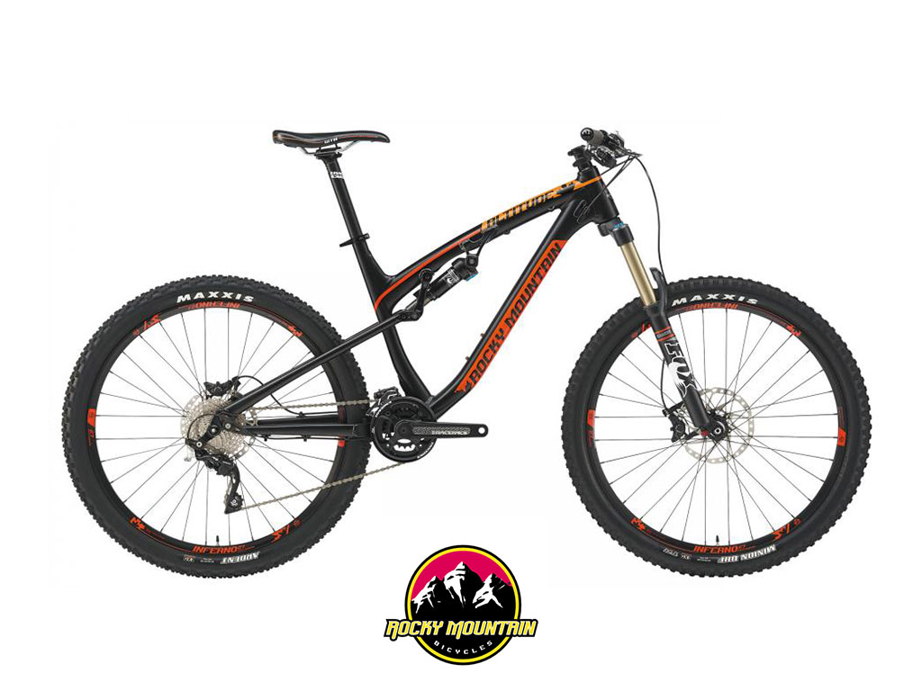 2015 Rocky Mountain Altitude 750