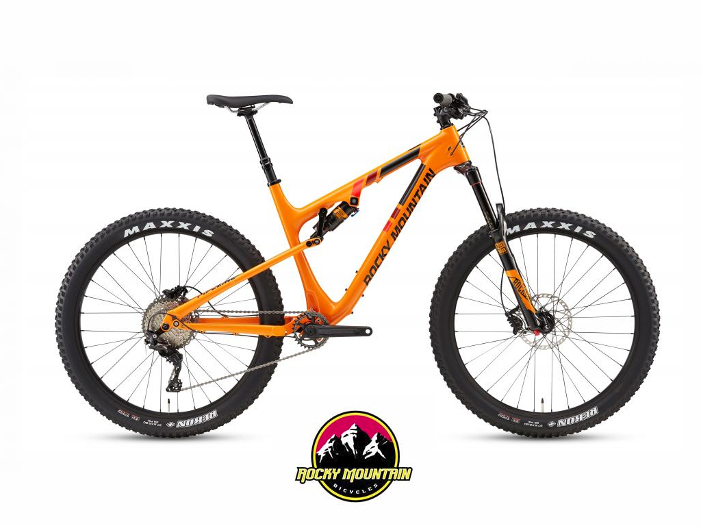 Rocky Mtn Pipeline 750MSL 27.5 Plus
