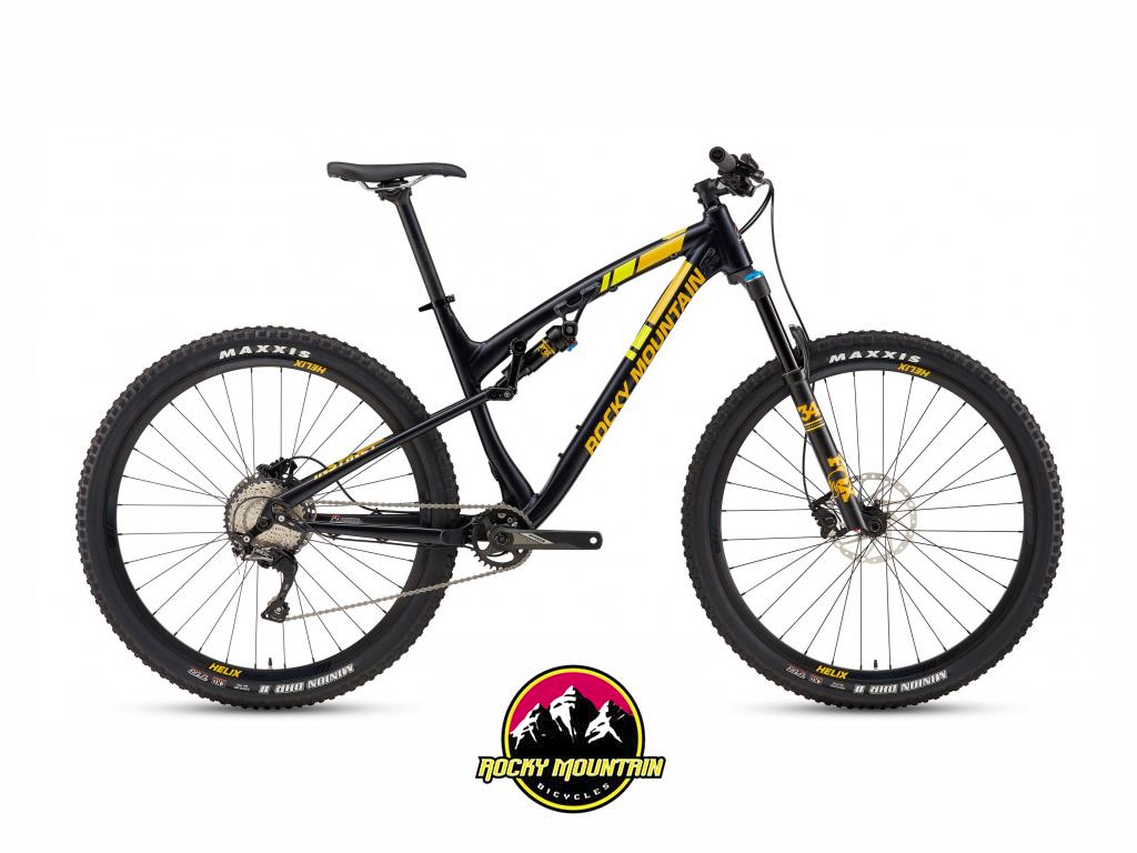 2017 Rocky Mountain Bicycles – Instinct 950