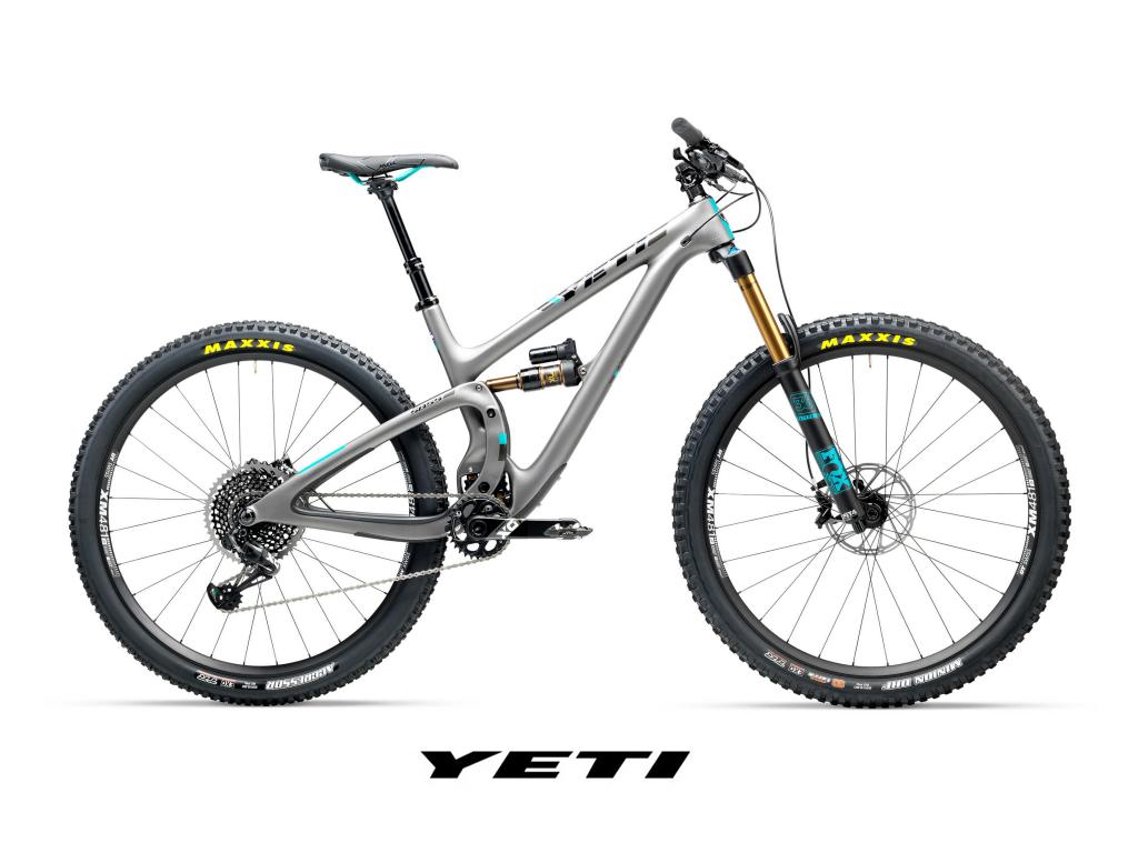2017 Yeti SB5.5