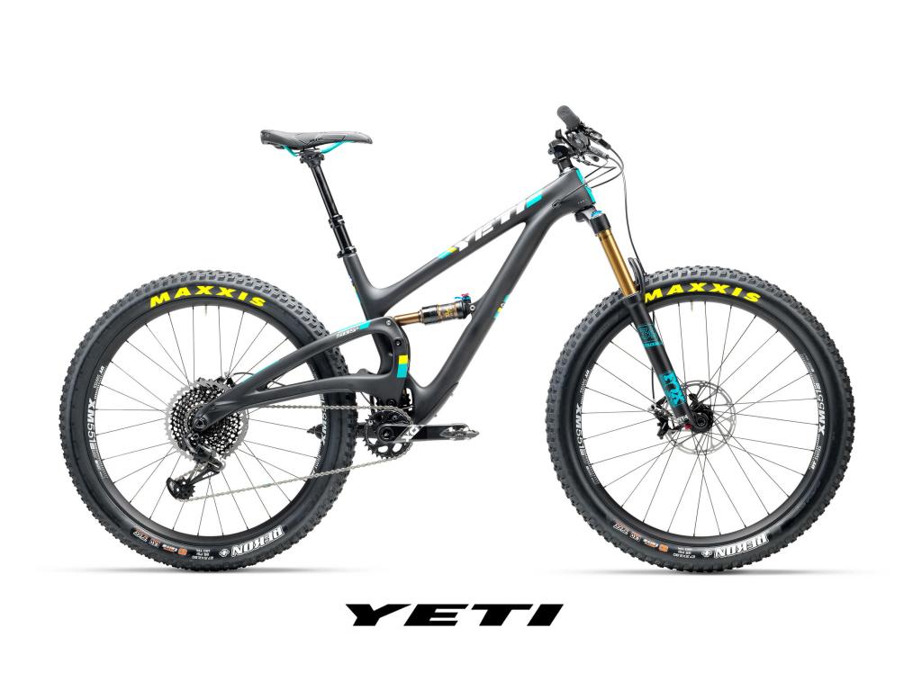 2017 Yeti SB5 Plus