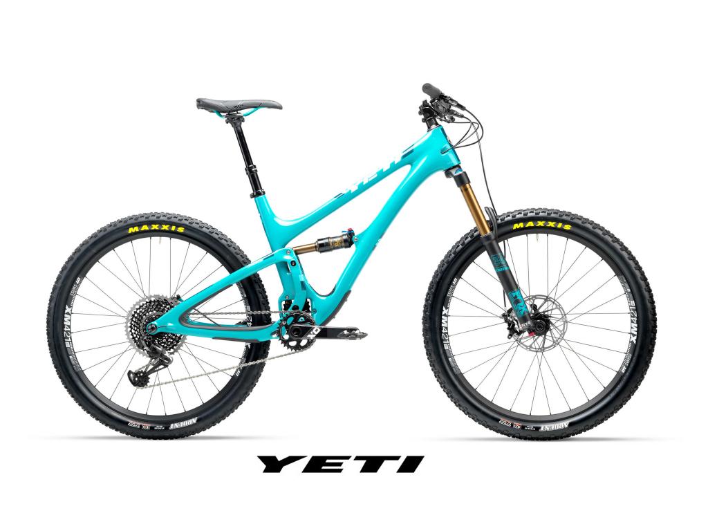 2017 Yeti SB5